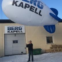 Berg Kapell Zeppelinare