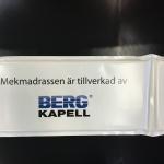 Mekmadrass - Bergkapell